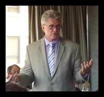Chef Bill Barum, CXO Roundtable April '13